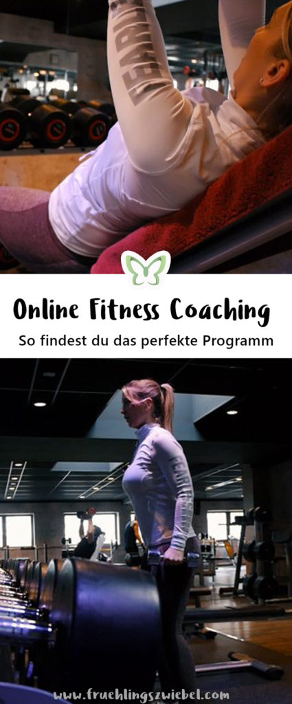 Fitness Coaching finden - so gehts