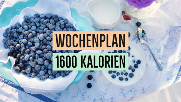 Plan zum Abnehmen - Diät Ernährungsplan