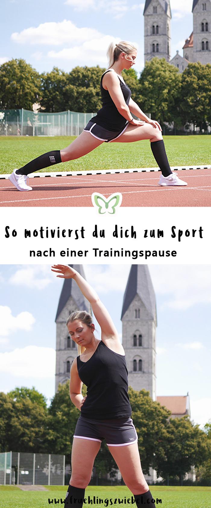 So findest du deine Fitness Motivation wieder - Step by Step
