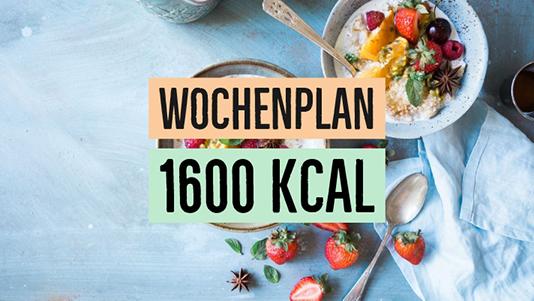 Ernährungsplan zum Abnehmen für Frauen - kostenlos zum Download