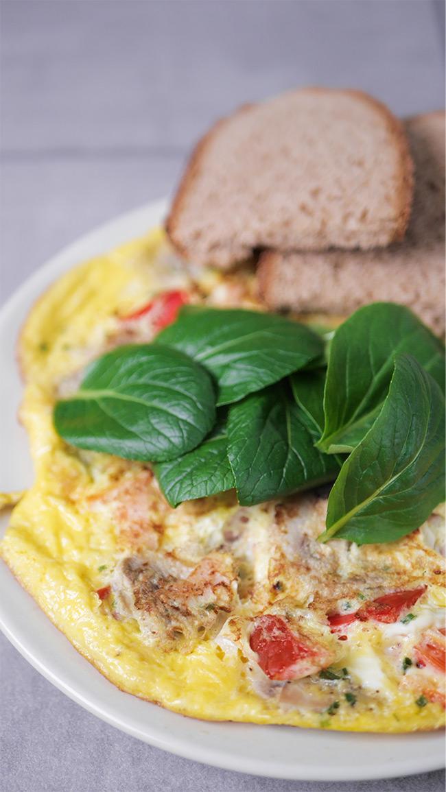 Omelette Rezept