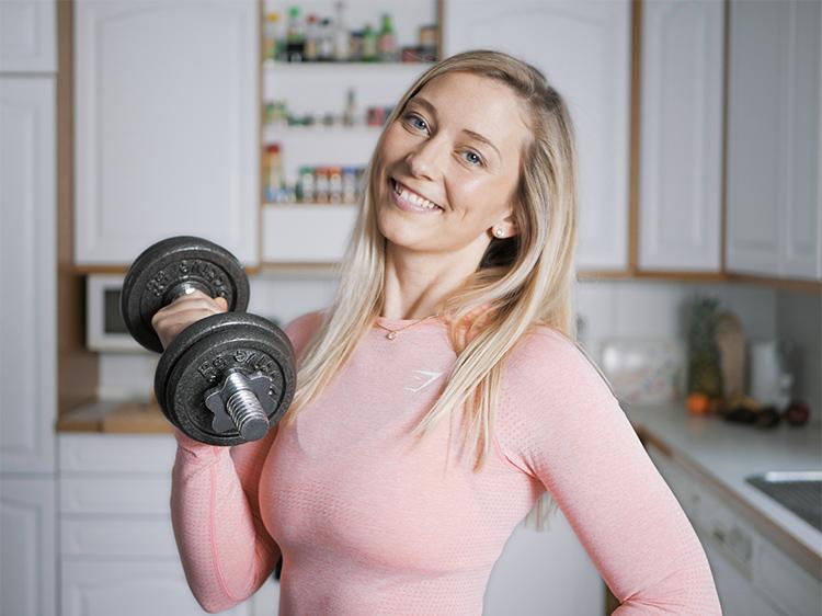 Fitness Angebote zu Neujahr