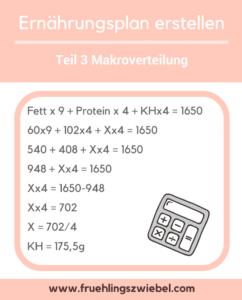 Wieviel Protein brauche ich in der Diät?