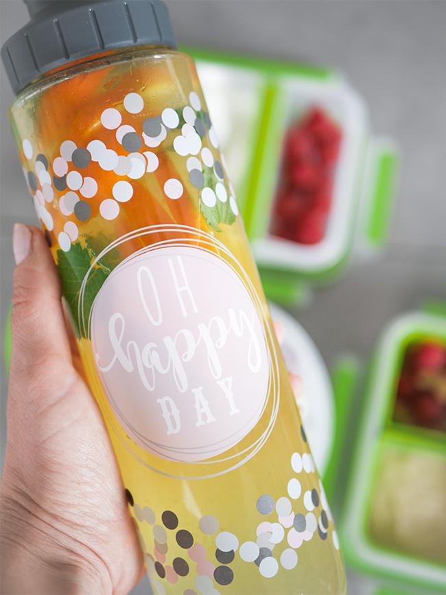 Apfelessig - natürlicher Detox Drink