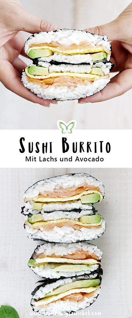 Reis Burger Meal Prep Rezept