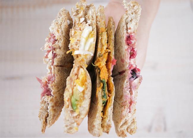 Sandwichmaker mal anders - 4 leckere, einfache und vor allem gesunde Ideen