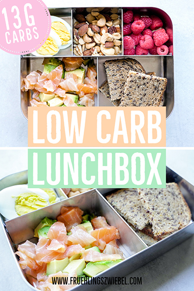 Lunch Box Low Carb