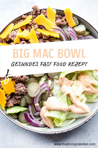 Low Carb Big Mac