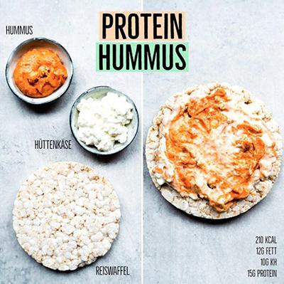 Protein Hummus Dip