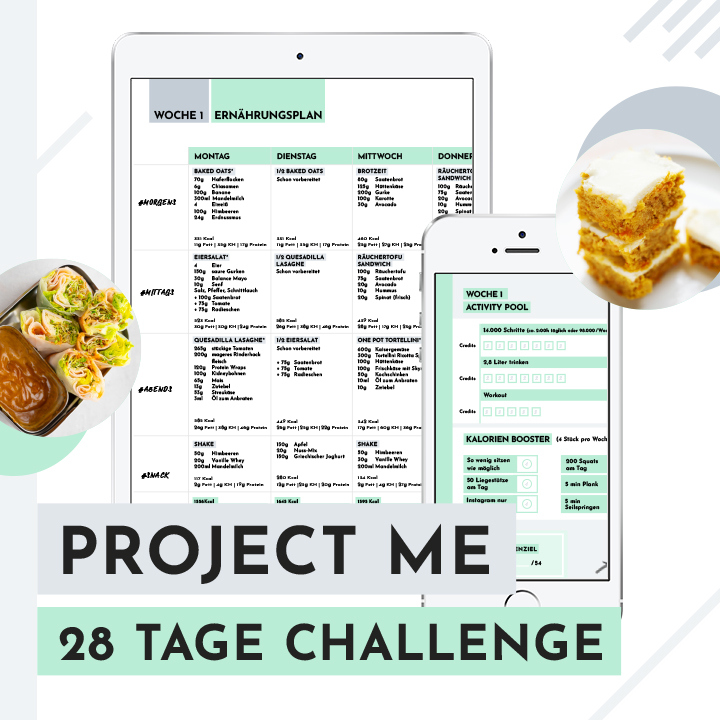 Project Me Challenge