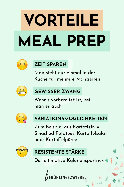 Vorteile Meal Prep